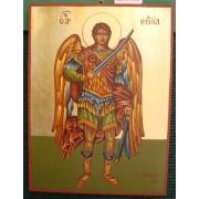 Αγιογραφία σε ξύλo - Αρχάγγελος Μιχαήλ